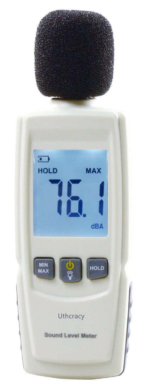 UthCracy Audiometer
