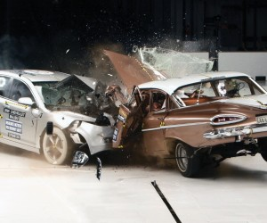 1959 2009 chevrolet crash test