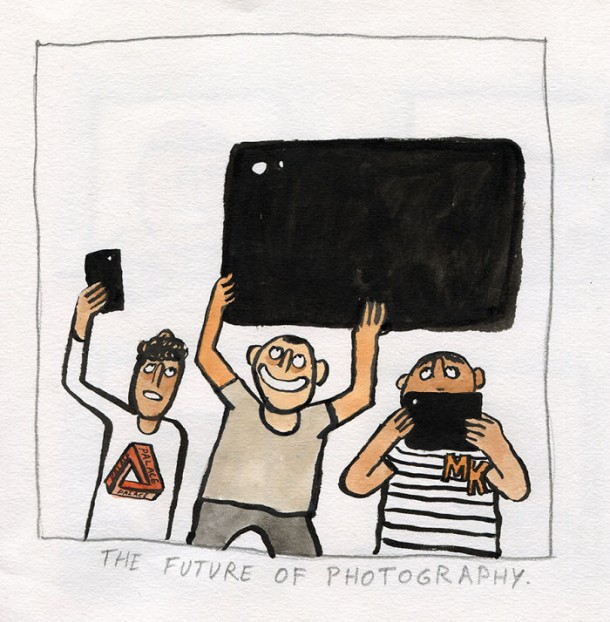 Addicted To Technology Illustrations By Jean Jullien 19