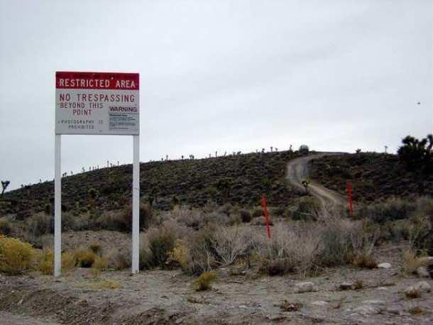 Area 6 – Another Bizarre Site Located Close To Area 51 3