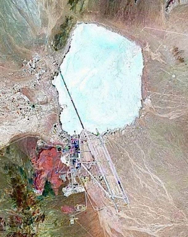 Area 6 – Another Bizarre Site Located Close To Area 51 5