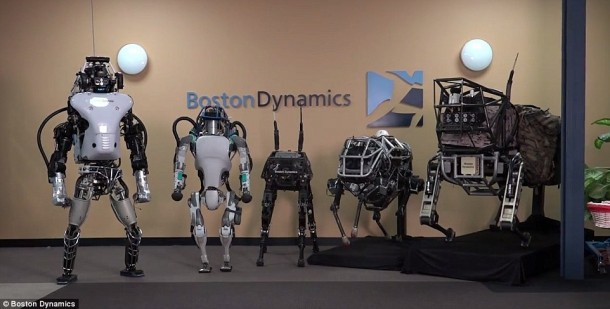Atlas, The Robot, Will NOT Stay Down! 5