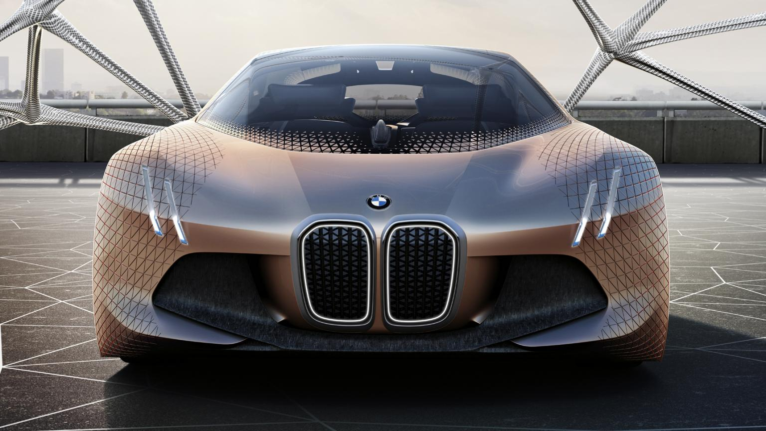 BMW's Vision Next 100 Has Been Unveiled On 100th Anniversary