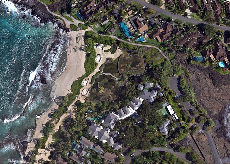 Billionaire holiday resorts