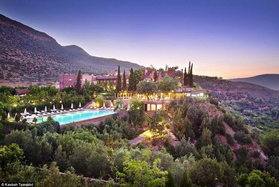 Billionaire holiday resorts11