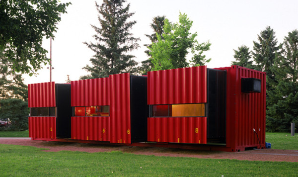 Check Out The Following 12 Homes Created Using Shipping Containers 3