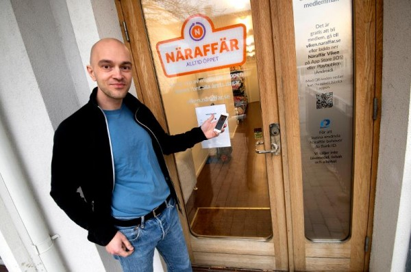 Check Out The Unstaffed Shop In Sweden Where You Shop Using Your Smartphone 5