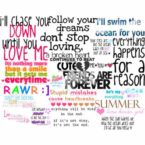 Cute Quotes 56
