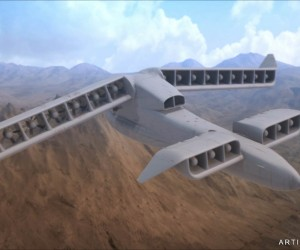 DARPA's VTOL Experimental Plane Will Begin Tests In 2018 2