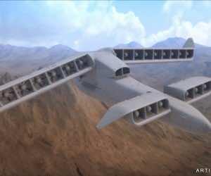 DARPA's VTOL Experimental Plane Will Begin Tests In 2018 2