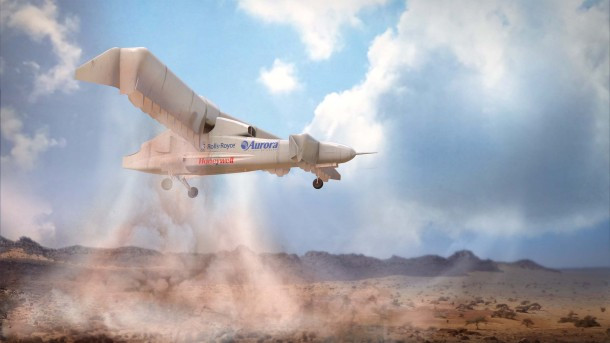 DARPA's VTOL Experimental Plane Will Begin Tests In 2018 4
