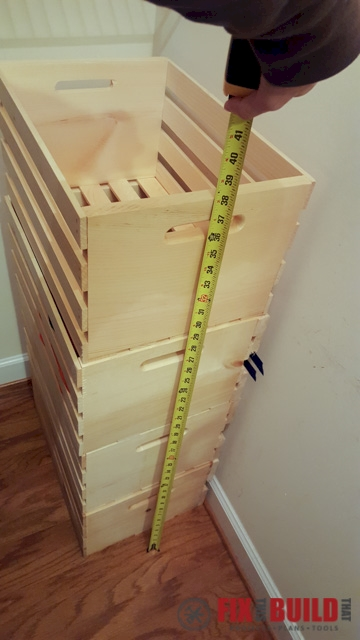 DIY Crate Storage Project Is The One You Must Try 1