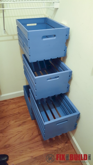 DIY Crate Storage Project Is The One You Must Try 10