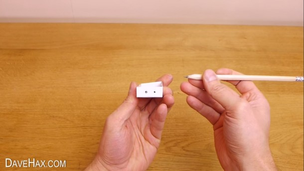 DIY Microphone By Using A Matchbox