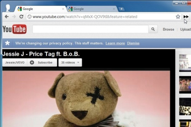 Disguised Tabs Will Keep Your Privacy Secure By Disguising Your Chrome Tab 2