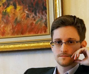 Edward Snowden's way to protect on web