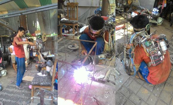Indonesian Iron Man, A Feat Of Science Or Fake Story 2