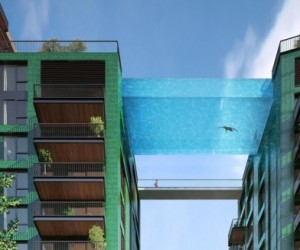 London Will Soon Have World's First Sky Pool