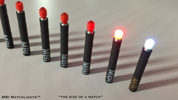 MatchBox Instruments Is Raising Funds For Matches That Are Tiny Emergency Lights 2