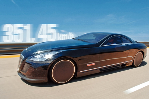 Maybach Exelero Has A Price Tag Of $8 Million 5