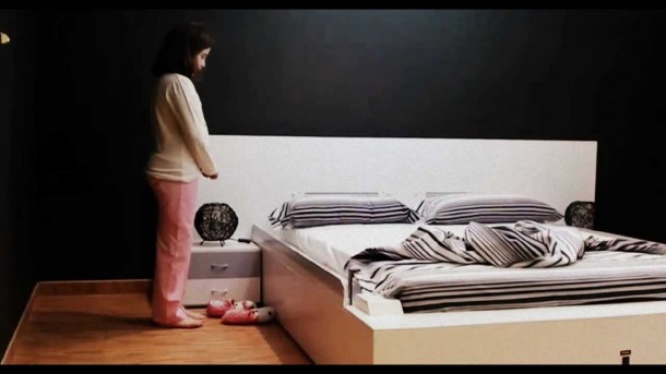 OHEA Smart Bed Will Make Itself And Yes, You're Welcome!
