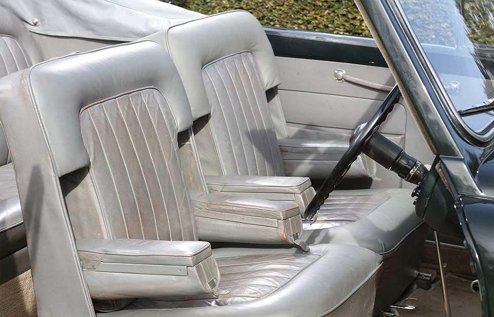 Prince Philip's Aston Martin