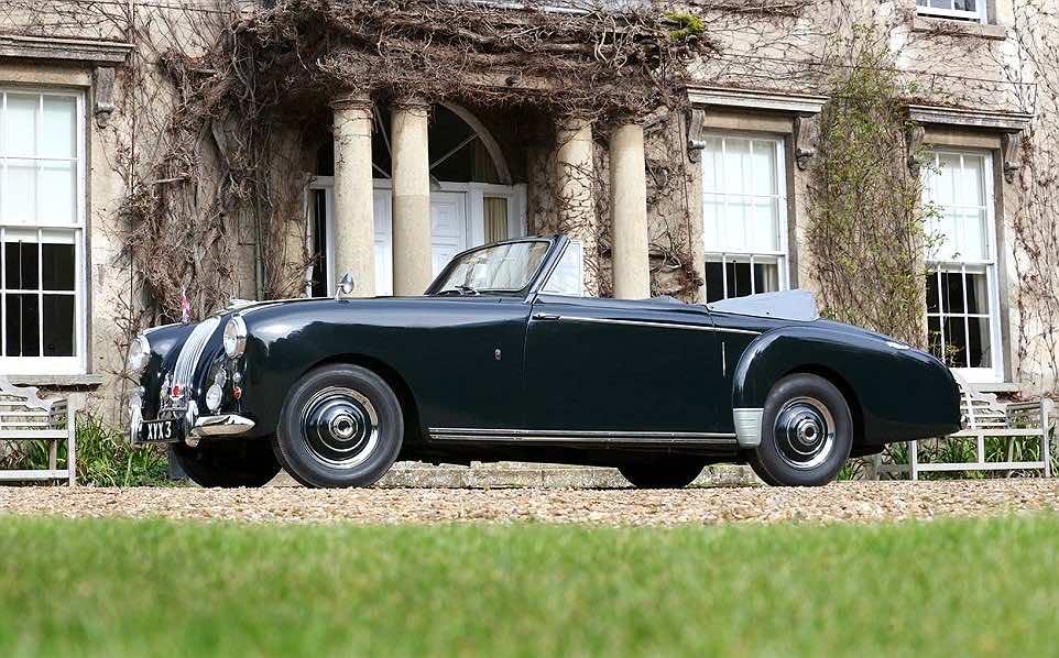 Prince Philip's Aston Martin3