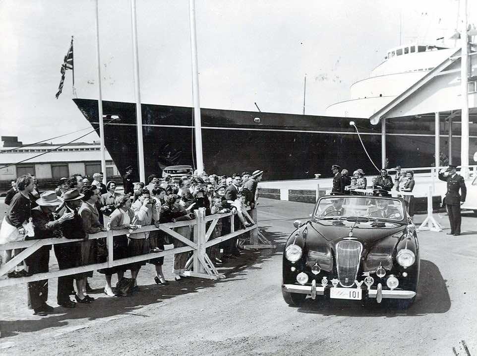 Prince Philip's Aston Martin4