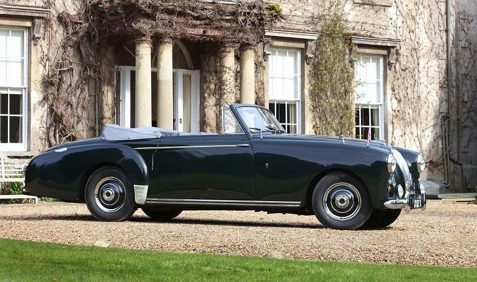 Prince Philip's Aston Martin5