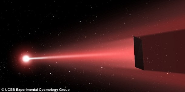 Radical Laser Propulsion Concept Is About Getting To Mars In 30 Minutes