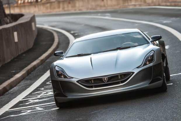Rimac Unveils Concept One, World's Fastest Electric Car 2