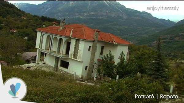 Ropoto greek sinking village2