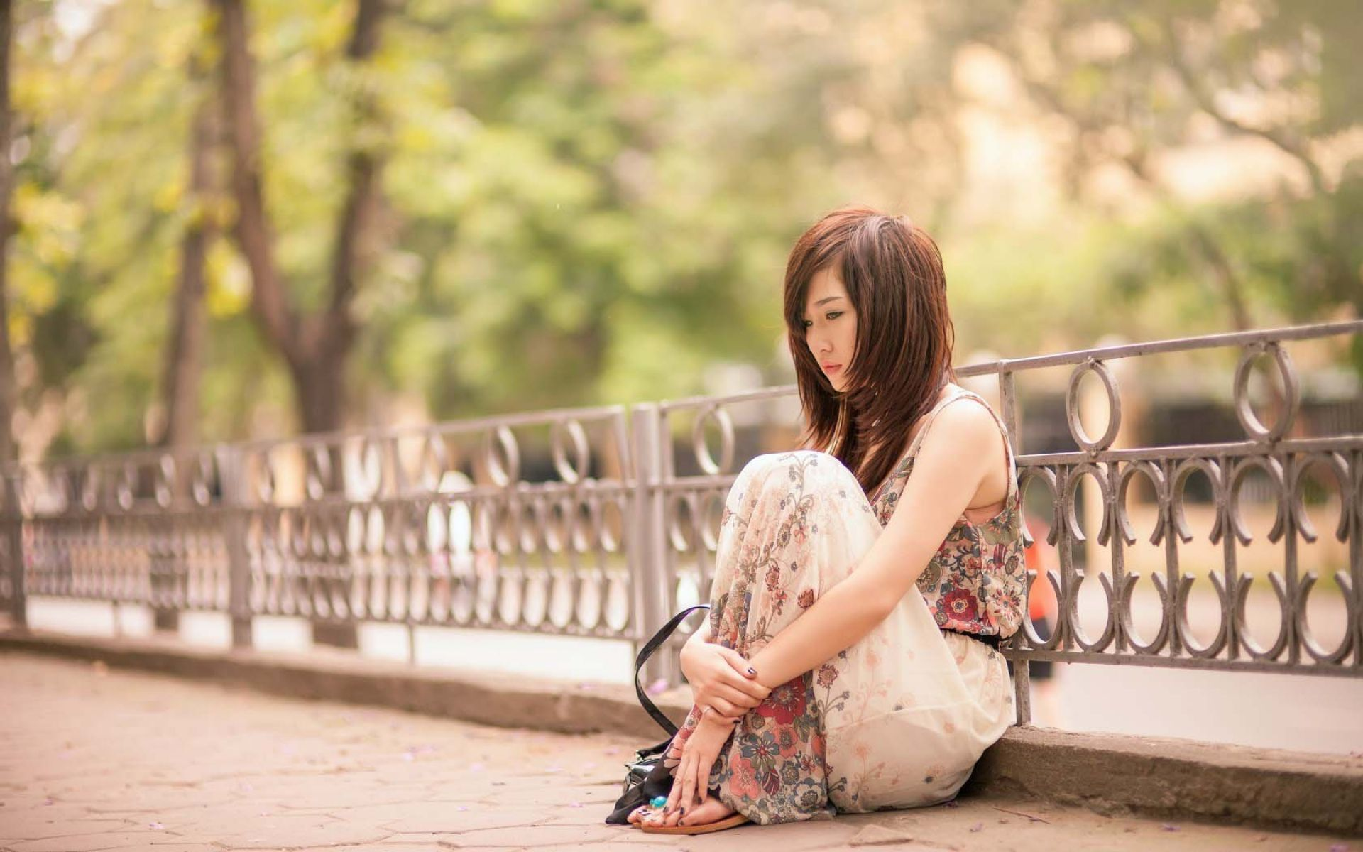 very sad wallpapers of girls - photo #41