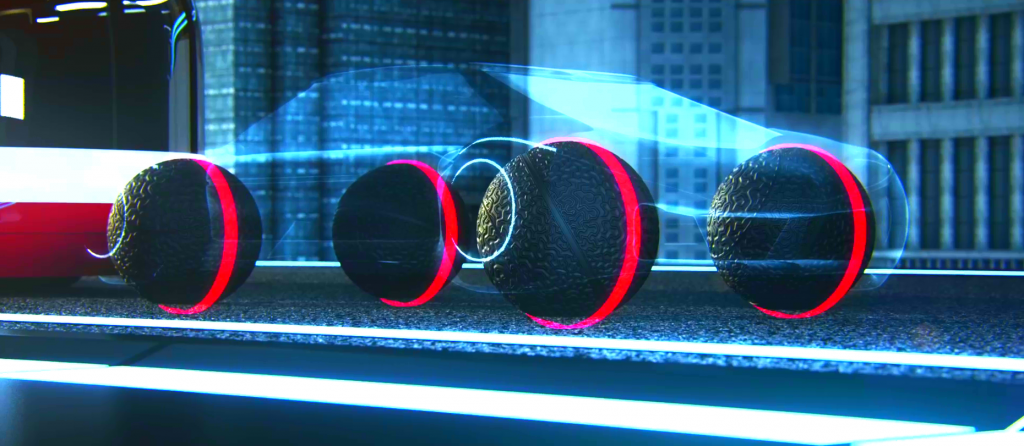 The Tires Of Future For Autonomous Cars By Goodyear 6