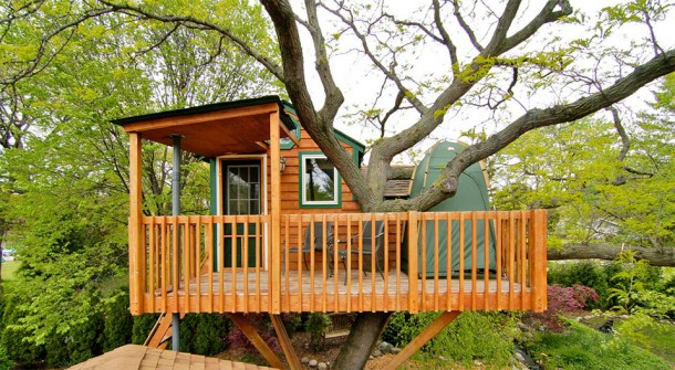These Are The 10 Best Airbnb TreeHouses You Can Rent 9