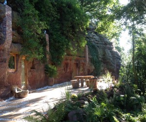 This Man Spent 1,000 Hours In Transforming This Cave Into Dream Home