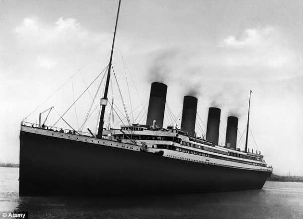 Titanic Sinker Iceberg Was 100,000 Years Old, Scientists Claim 2