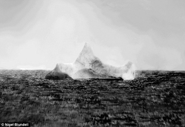 Titanic Sinker Iceberg Was 100,000 Years Old, Scientists Claim