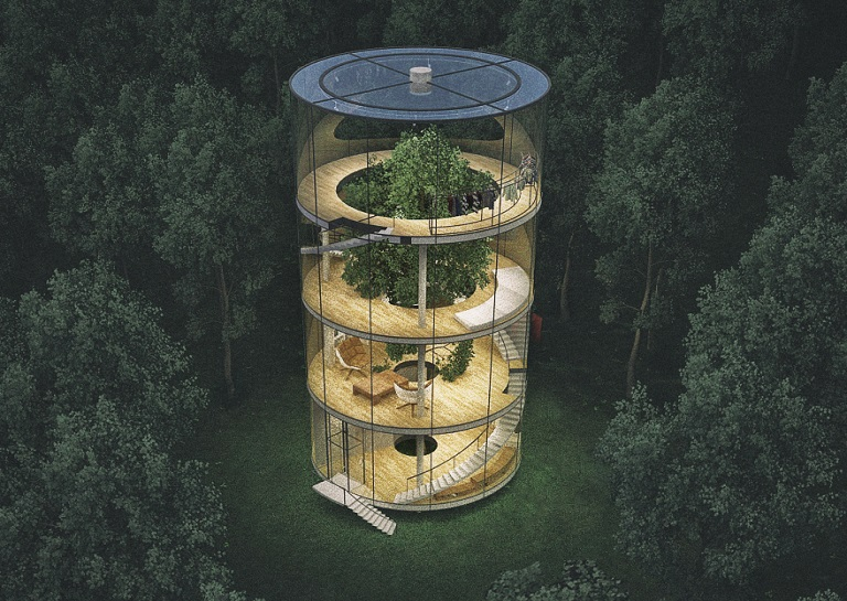 Treehouse spiral6