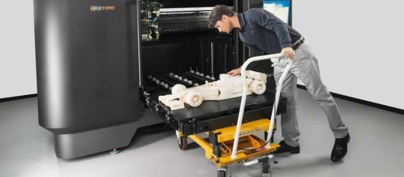 Universities investing on 3D printing4