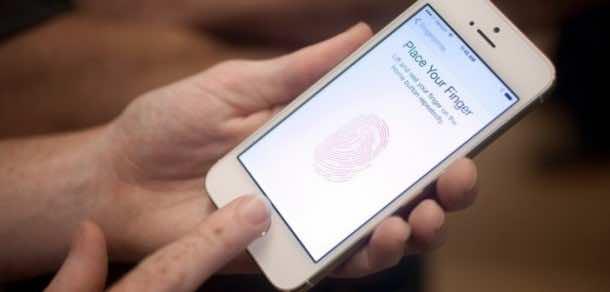 Using A Regular Inkjet Printer You Can Unlock Fingerprint Protected Phones