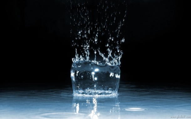 Water wallpaper 3