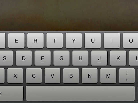 Why Is There A Bump On F and J Keys On A Keyboard 1