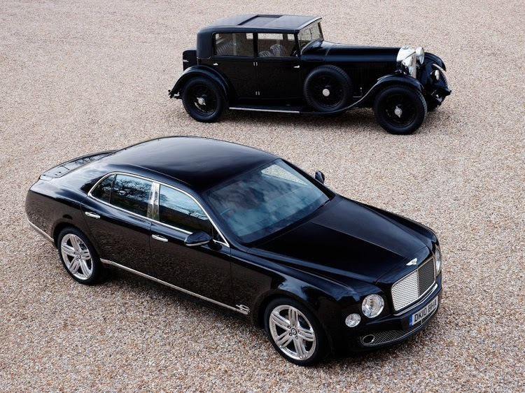 luxury cars comparson now and then21