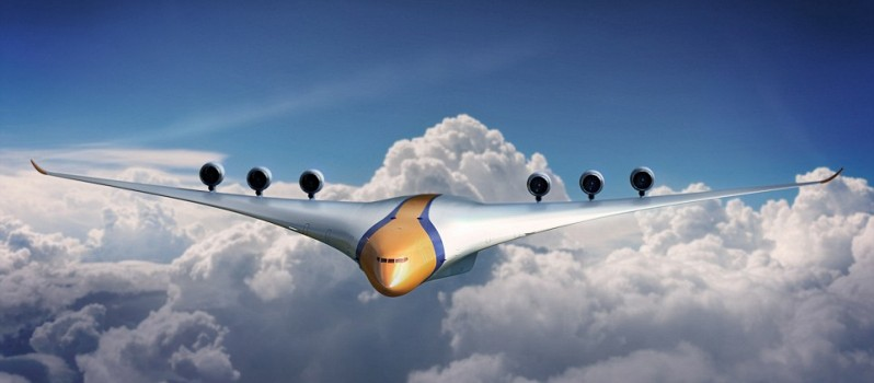 new aircraft concept 2050-11