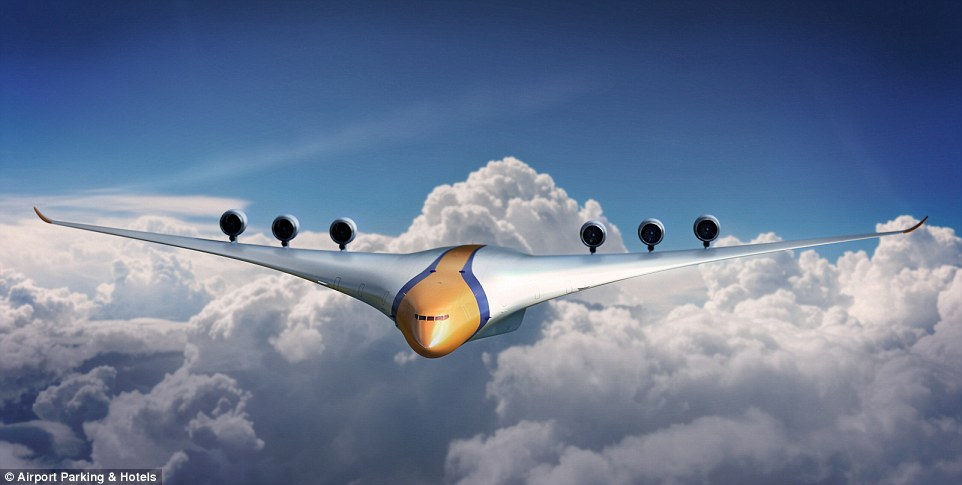 new aircraft concept 2050-11