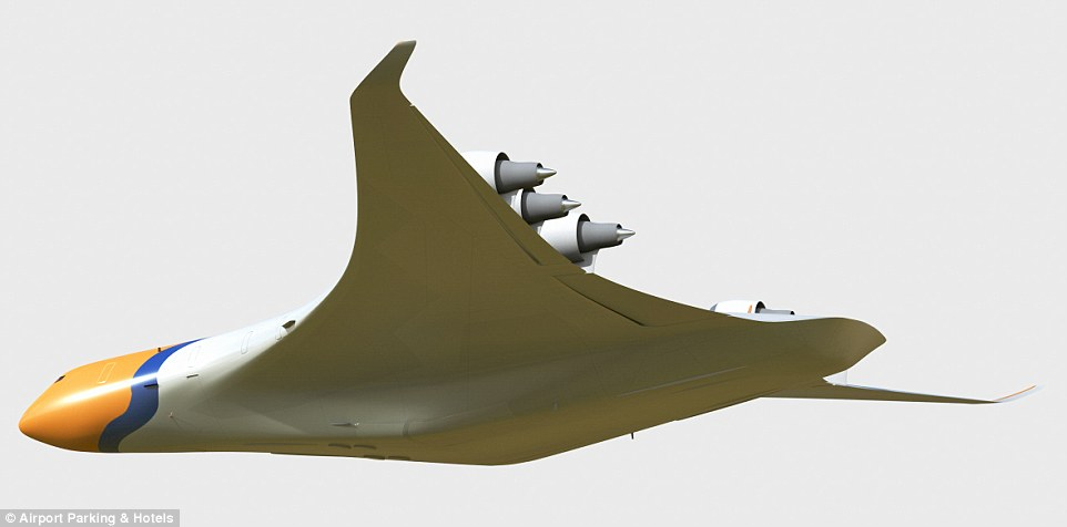 new aircraft concept 2050-3