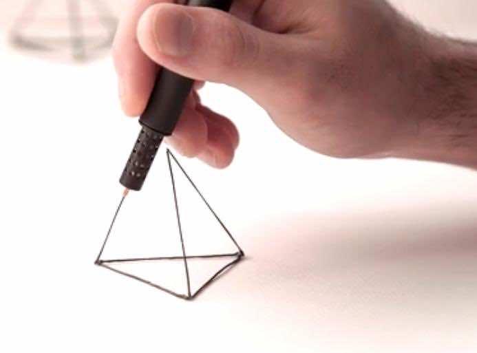 pen-sized 3-D printery