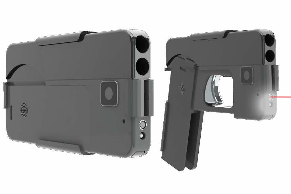 smartphone-handgun
