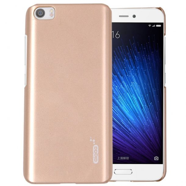 Xiaomi Mi5 Case, Vinve Golden Case